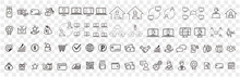 Business Loyalty Icons Vector ...