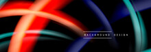 Dynamic Motion Abstract Backgr...