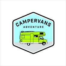 Adventure Down The Beach Using Campervans