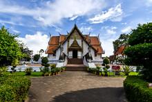 The Buddhist Church Of Wat Phu...