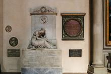 Tomb Of Pompeo Da Mulazzo Sign...