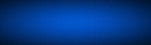 Blue Background With Hexagonal...