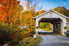 Historic Fuller Covered Bridge...
