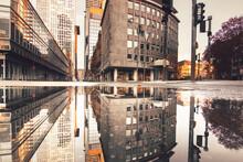 Reflections In Frankfurt Am Ma...