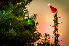 Christmas Music Clarinet Tree