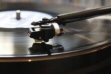 Just Analog Music - Hochwertiger Schallplattenspieler - Turntable - Vinyl - Nadel