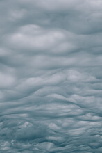 Mysterious Clouds Vetical Background