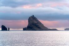 Two Landmarks Of Faroe Islands...