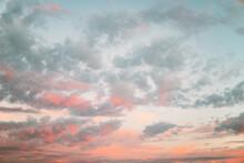 Sunset At Newport Back Bay
