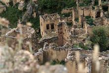 Ruins Of Abandoned Village Gam...