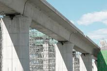 Concrete High-speed Railway Br...