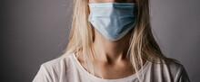 Coronavirus. Put Mask To Fight...