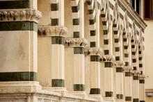 Exterior Architectural Detail ...