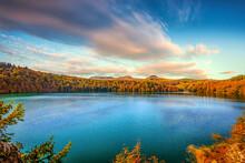 Couleurs D'automne Sur Le Lac ...