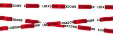 Lockdown Absperrband