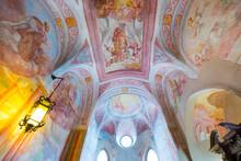 Bled Castle, Bled, Slovenia, E...
