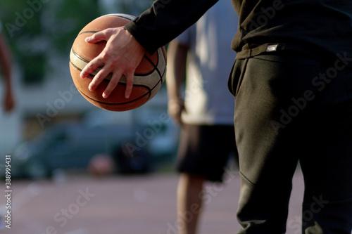 Foto Basketball Playground