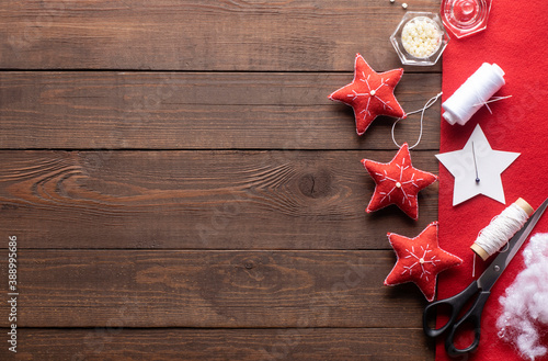 Fotografering Home Christmas decor