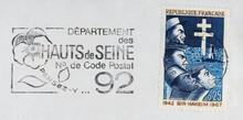 Briefmarke Stamp Vintage Retro...