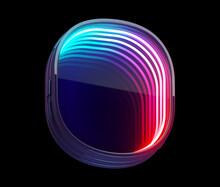 Infinity Light Neon Font.Zero.