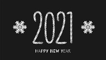 Calligraphy For 2021 New Year ...