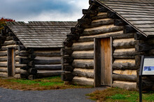 Reproductions Of General Muhlenberg's Brigade Huts At Valley Forge National Park