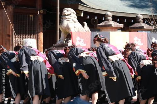 Foto 卒業・後ろ姿の女性