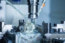 Vertical Cnc Steel Milling Pro...