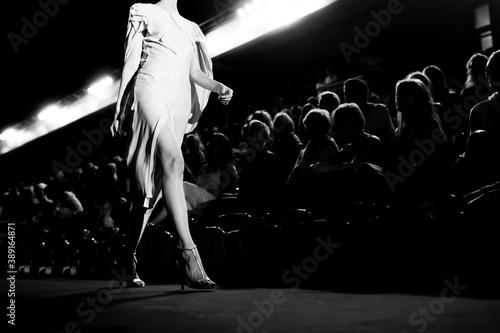 Fashion Show, Catwalk Runway Event, Fashion Week themed photograph.