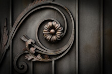 Beautiful Decorative Wrought I...