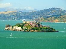 North America, United States, California, San Francisco, Alcatraz Prison
