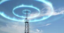 Modern High Antenna Evolving Signal Waves