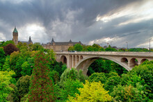 Adolphe Brücke, Luxembourg