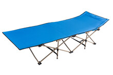 Blue New Cot For Camping Or Tr...