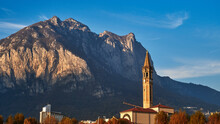 LECCO-ITALY - 31 October 2020:...