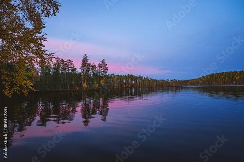 Autumn in Karelia © Николай Воробьев