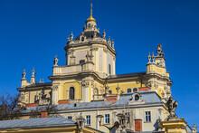 View Of Lviv Greek Catholic Ar...
