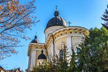 Lviv Church Of Transfiguration...