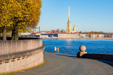 Peter And Paul Cathedral And V...