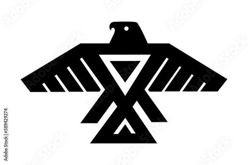 Anishinaabe symbol icon Fototapeta