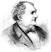 Portrait Of Phineas Taylor Bar...