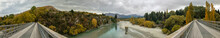 Panoramic From The Shotover Br...