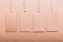 Brown Kraft Paper Gift Tags On...