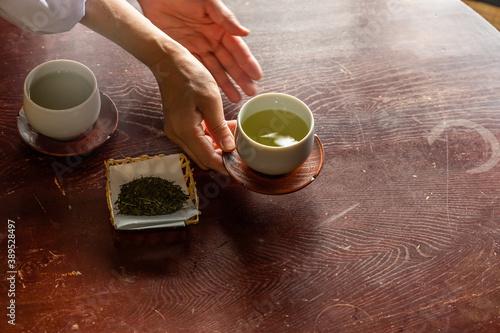 Tela 日本茶 Japanese tea set