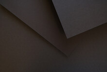Multi-level Black Paper Backgr...