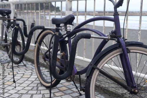 Tela サーファーの自転車  ビーチクルーザー