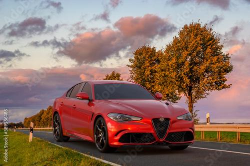 Alfa Romeo Giulia - Luxury Sport Sedan