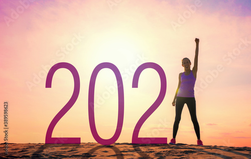 Tela Woman ready for fresh start and resolutions for accomplishing new goals