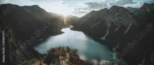 Photo Plansee in Österreich Tirol