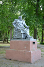 SOVIETSK, RUSSIA. Monument To ...